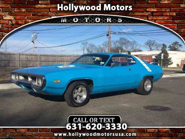 1972 Plymouth Road Runner | 840460