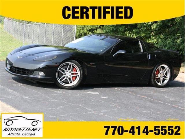 2006 Chevrolet Corvette | 840469