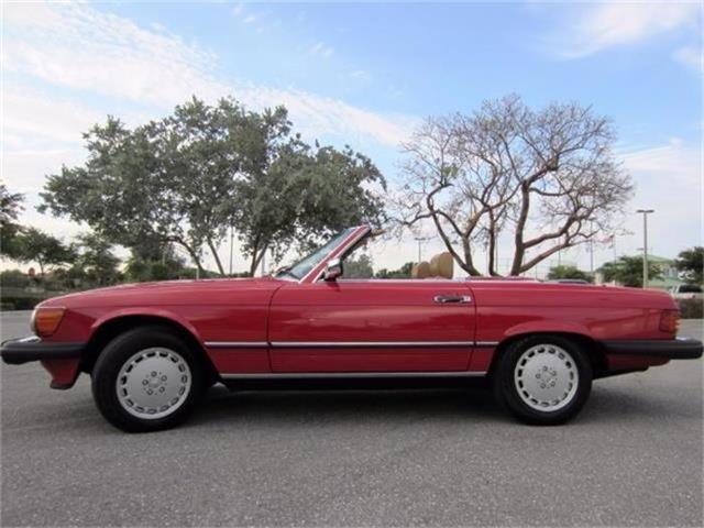 1989 Mercedes-Benz 560SL | 840471