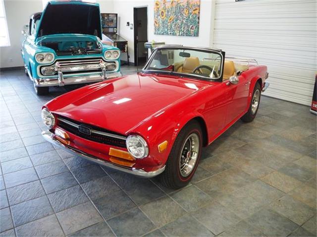 1971 Triumph TR6 | 844718