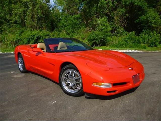1999 Chevrolet Corvette | 840487