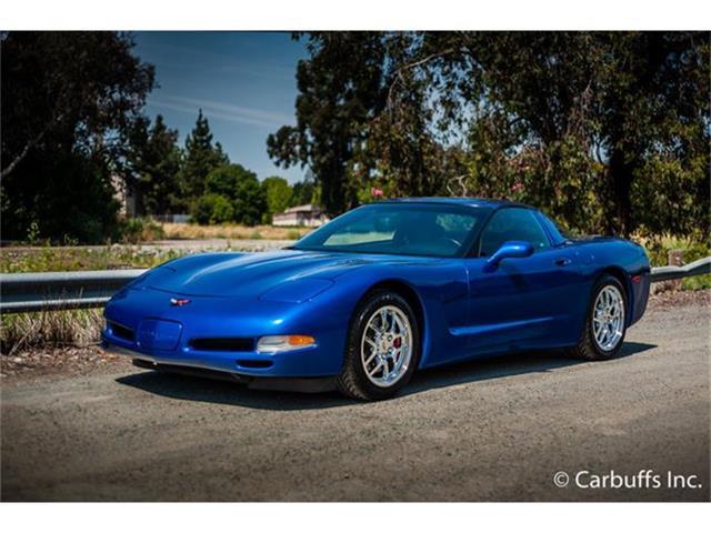 2002 Chevrolet Corvette | 840492