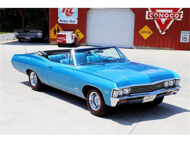 1967 Chevrolet Impala SS | 840497