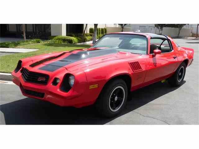 1978 Chevrolet Camaro Z28 | 844993