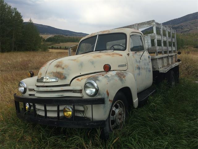 1950 Chevrolet 1 Ton Pickup | 845189