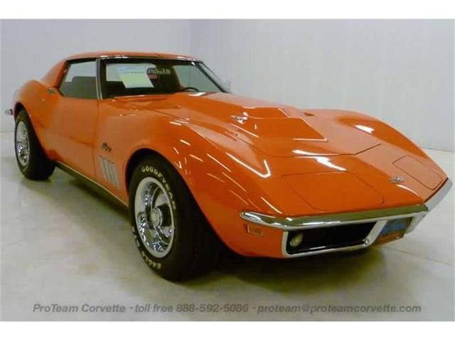1969 Chevrolet Corvette | 845192