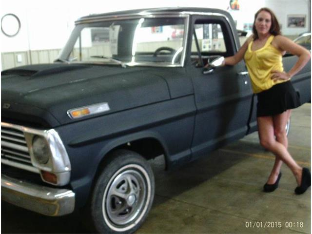 1969 Ford F100 | 845196