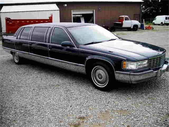1996 Cadillac Fleetwood Professional | 845207