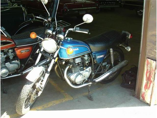 1976 Honda Motorcycle | 845212