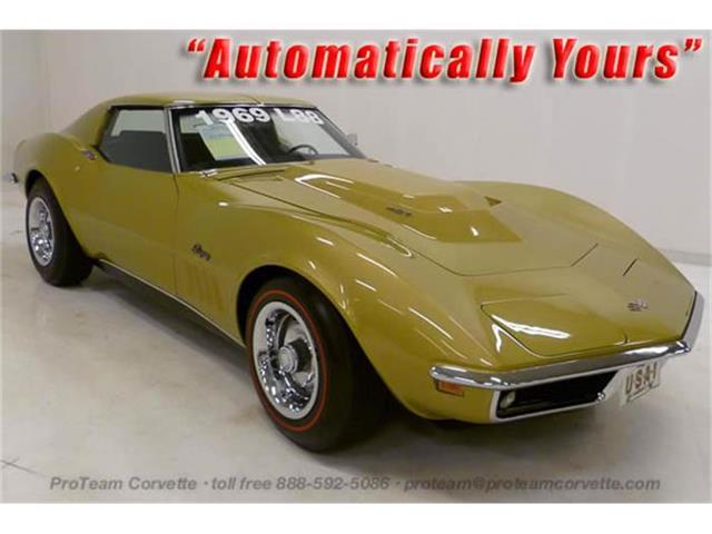 1969 Chevrolet Corvette | 845216