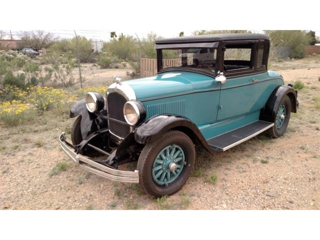 1928 Chrysler Model 62   845224