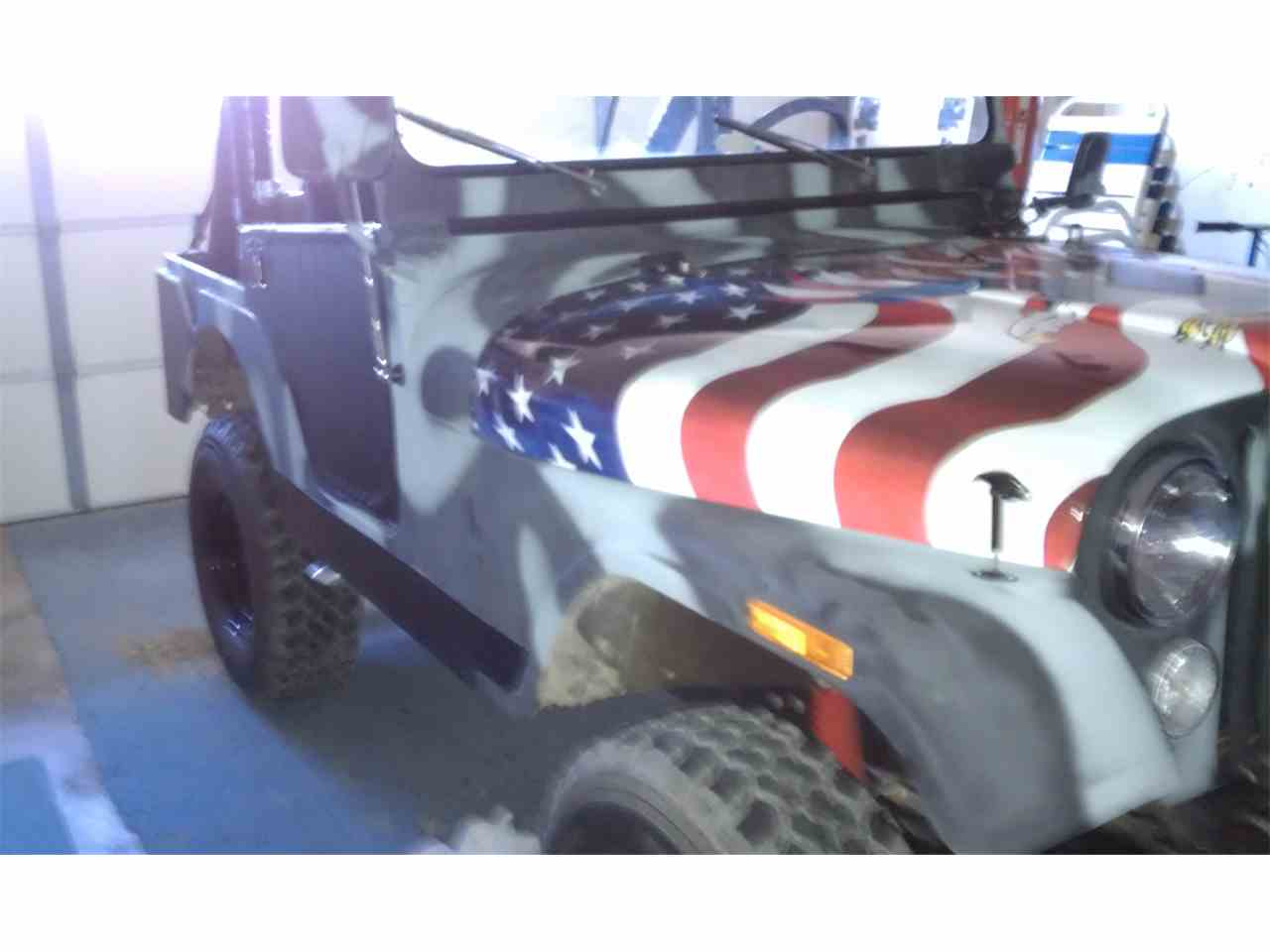 1973 Jeep CJ5 for Sale - CC-845225