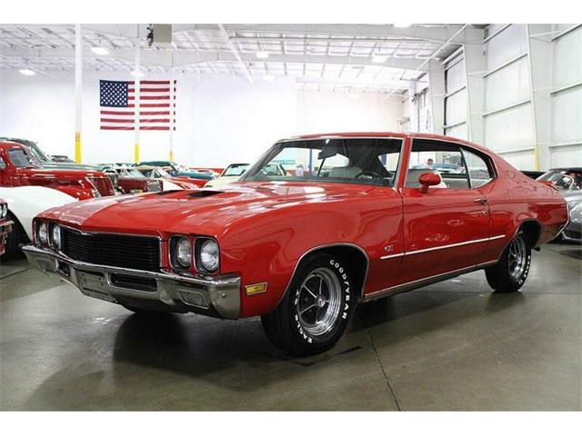 1972 Buick Gran Sport | 845227