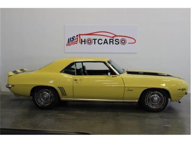 1969 Chevrolet Camaro Z28 | 845253