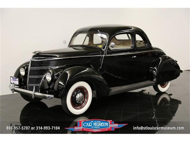 1938 Ford 81A Standard Tudor Coupe | 845258