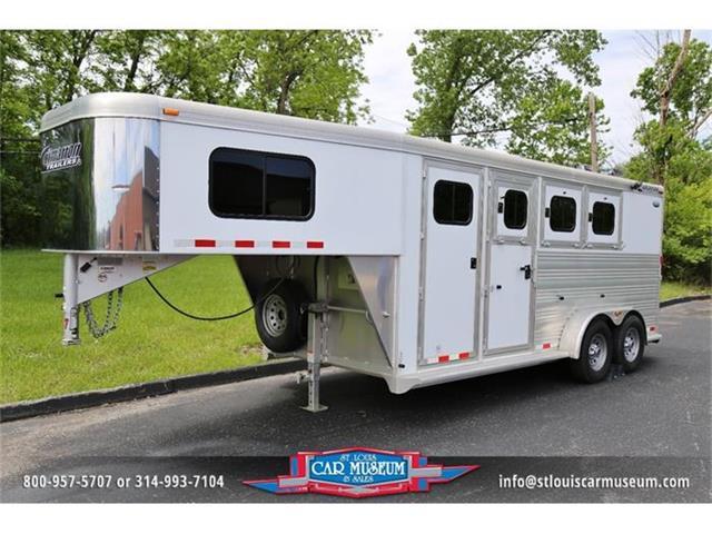 2012 Cimarron 3-Stall Horse Trailer | 845263
