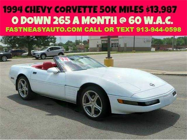 1994 Chevrolet Corvette | 845280