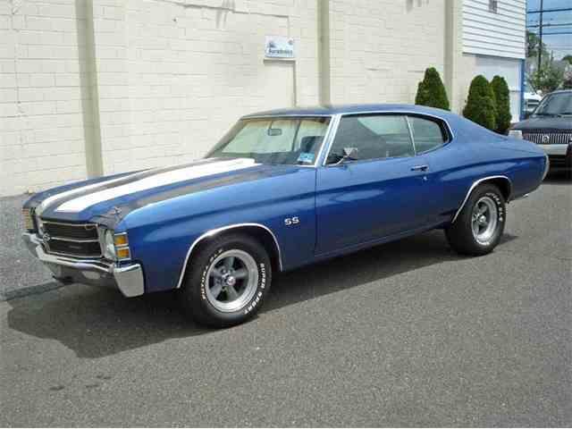 1971 Chevrolet Chevelle | 845286
