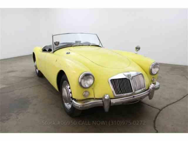 1957 MG Antique   845303