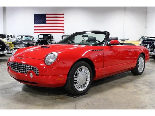 2002 Ford Thunderbird | 845307