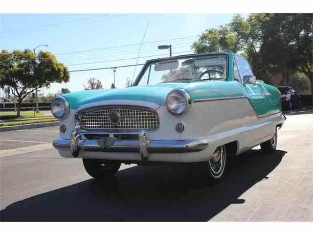 1962 Nash Metropolitan | 845315