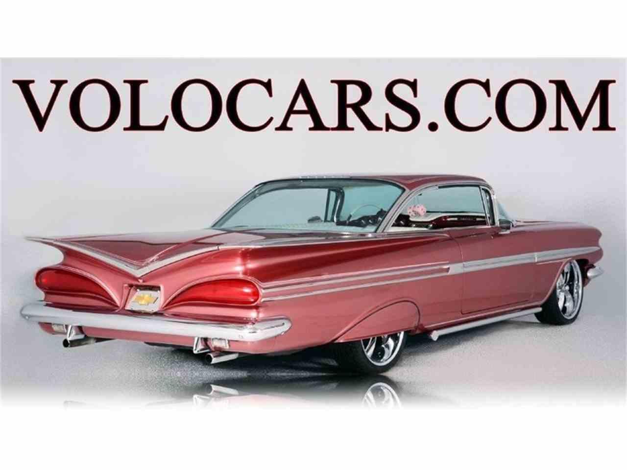Large Picture of '59 Impala - I496