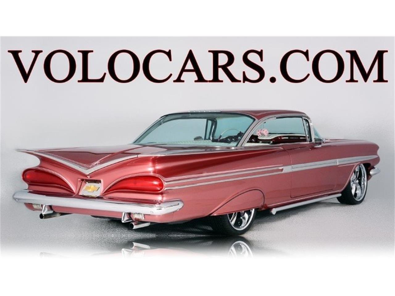 913762 1959 chevrolet impala std