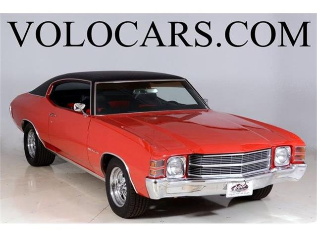 1971 Chevrolet Chevelle Malibu | 845325