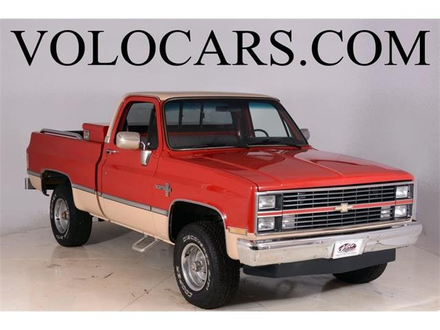 1984 Chevrolet Scottsdale 4x4 | 845326