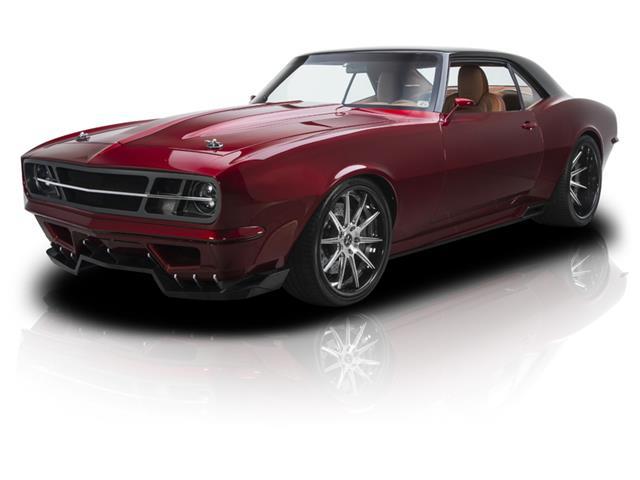 1967 Chevrolet Camaro | 845349