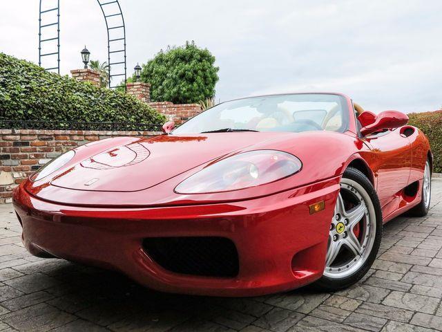 2004 Ferrari 360   845350