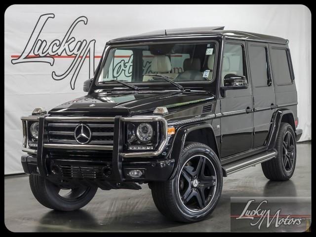 2013 Mercedes-Benz G500 | 845362