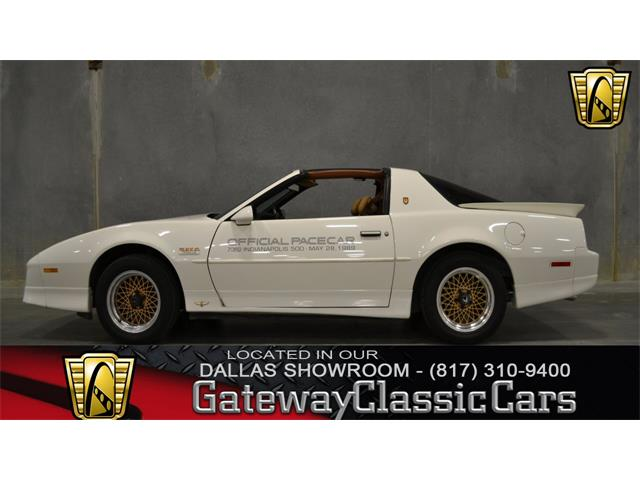 1989 Pontiac Firebird Trans Am | 845377
