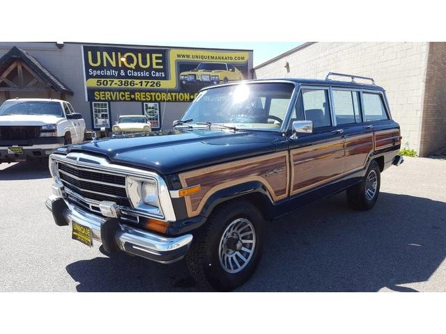 Classic Jeep Wagoneer For Sale On 21