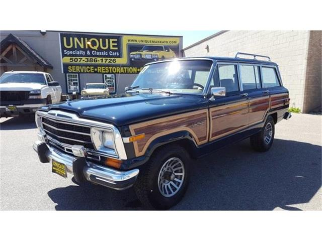 1987 Jeep american motors Grand wagoneer | 845385