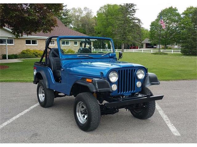 1975 Jeep CJ5 | 845394