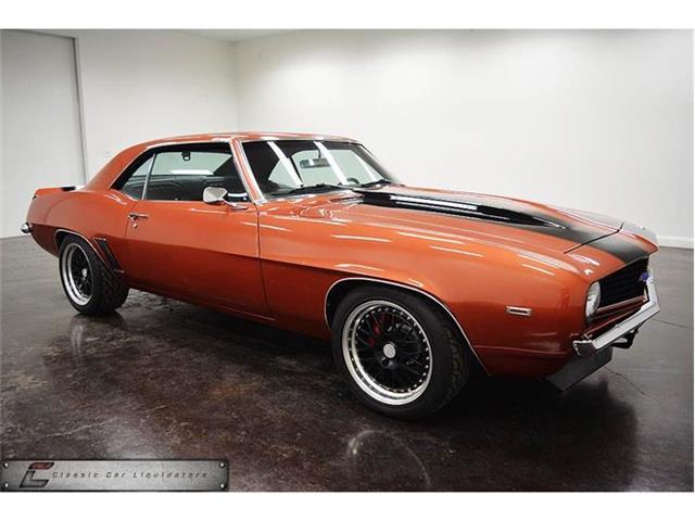 1969 Chevrolet Camaro | 845414