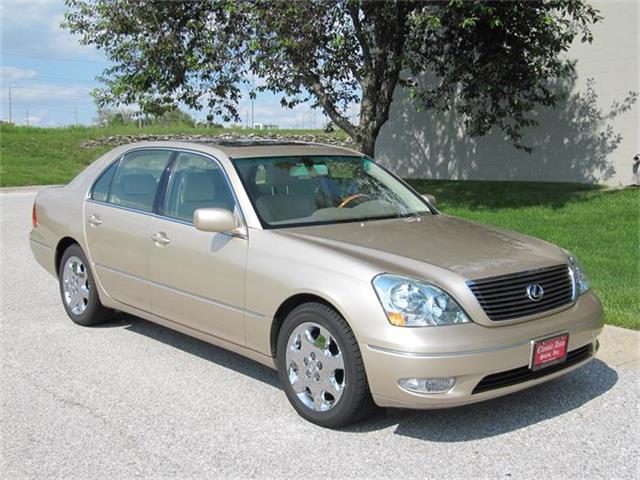 2001 Lexus LS430 | 845536