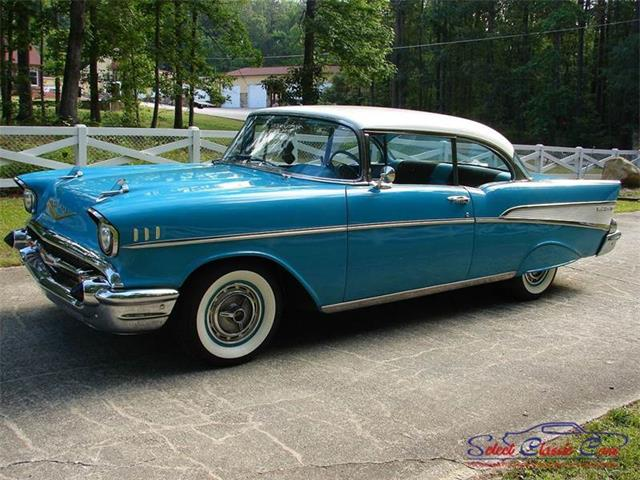 1957 Chevrolet Bel Air | 840558