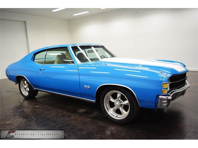 1971 Chevrolet Chevelle   840574