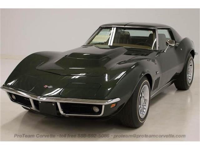 1969 Chevrolet Corvette | 845969