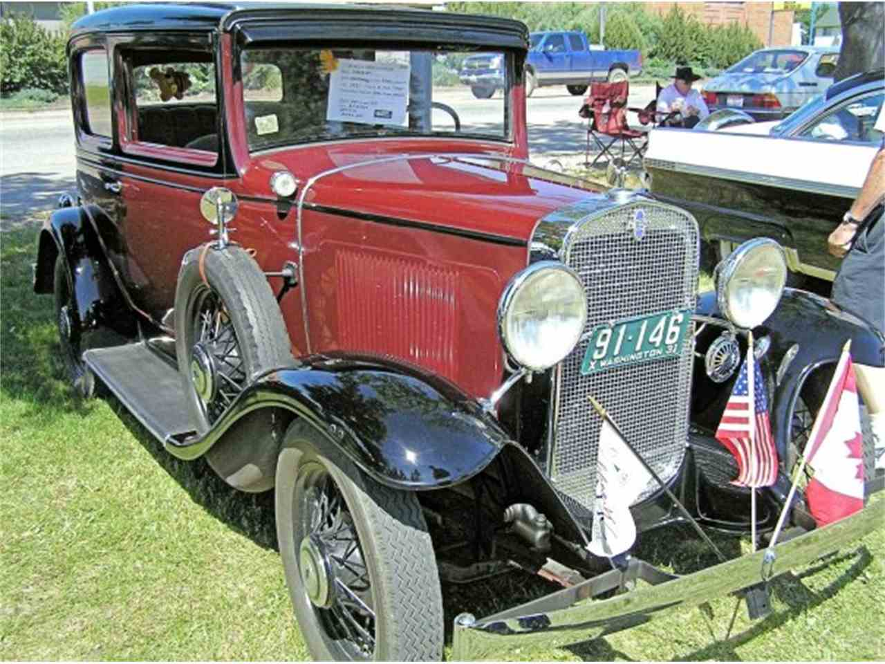 Large Picture of '31 5-Passenger - I4SN