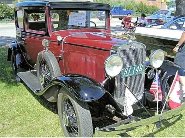 1931 Chevrolet 5-Passenger | 846023