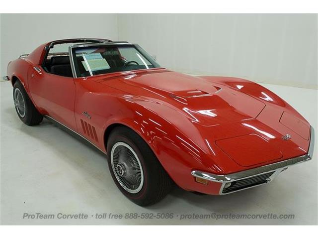 1969 Chevrolet Corvette | 846104