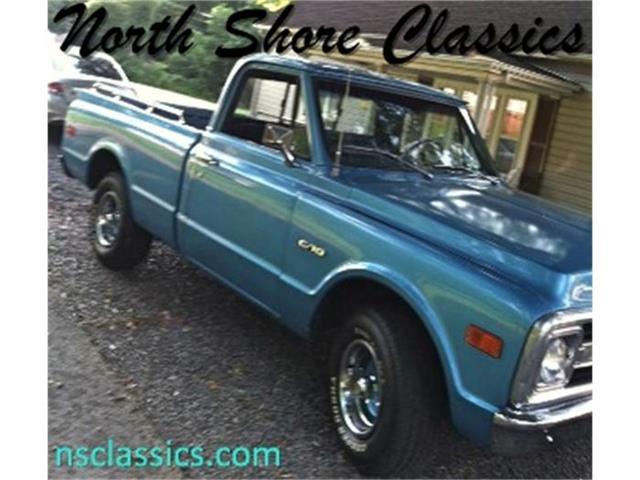 1968 Chevrolet C/K 10   840631
