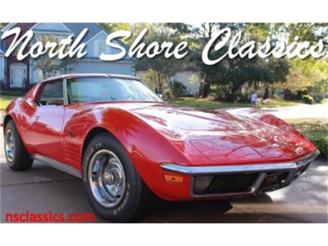 1971 Chevrolet Corvette | 840636