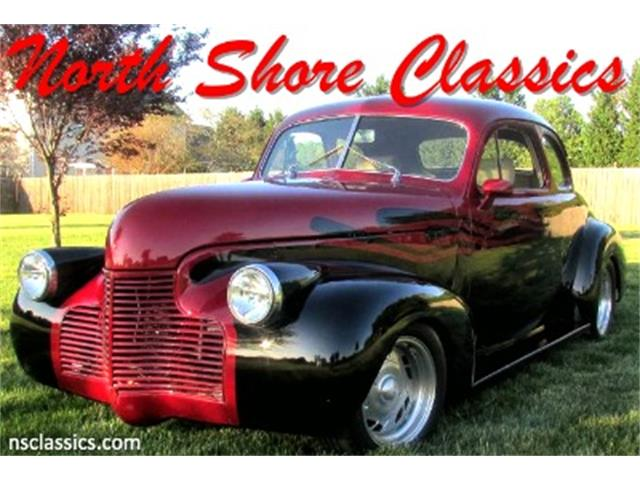 1940 Chevrolet Coupe | 840638