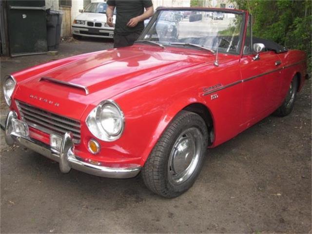 1969 Datsun 1600 | 846408