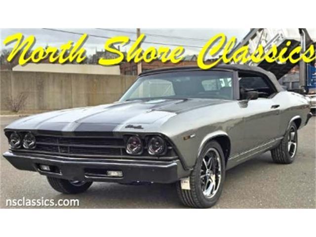 1969 Chevrolet Chevelle | 840641
