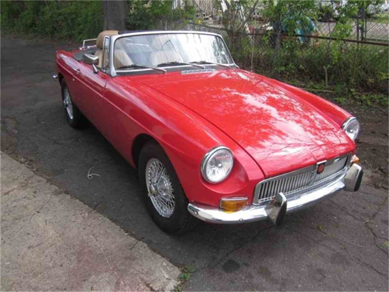Large Picture of '79 MGB - I53J